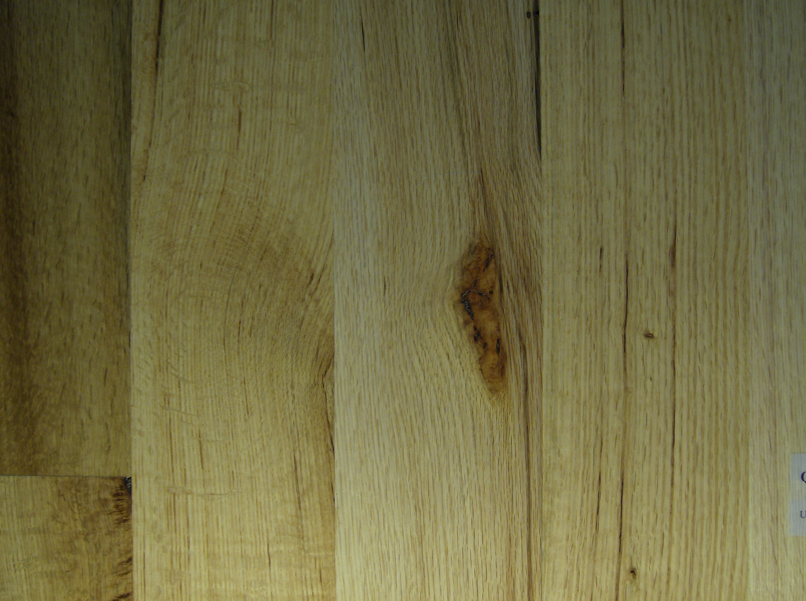 Solid red oak wood flooring unfinished for Unfinished oak flooring