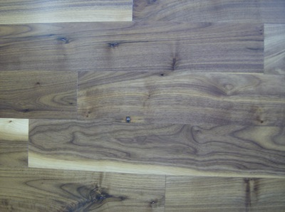 unfinished american walnut solid flooring
