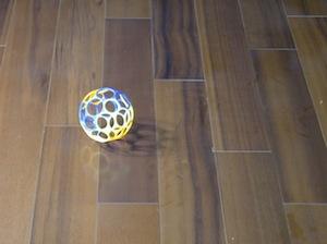 Engineered Prefinished Brownheart Flooring