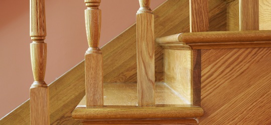Stair Parts and Vent Covers