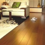 ipe wood flooring modern room