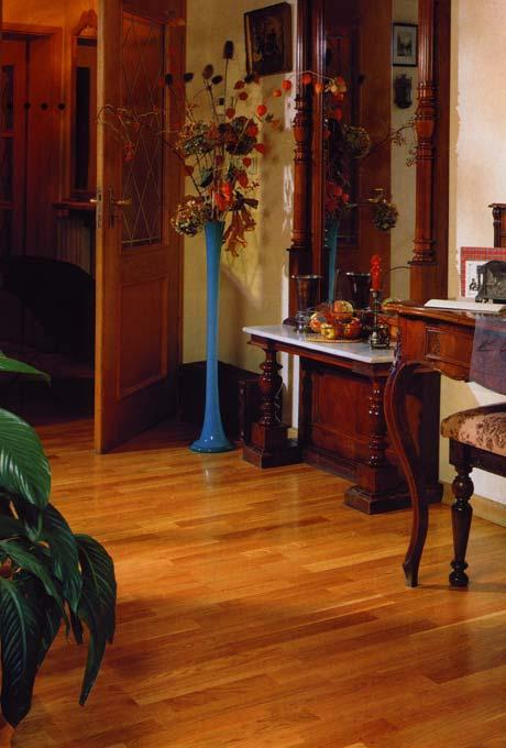 Red Oak Wood Flooring