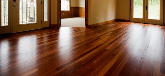 Domestic Hardwood Flooring