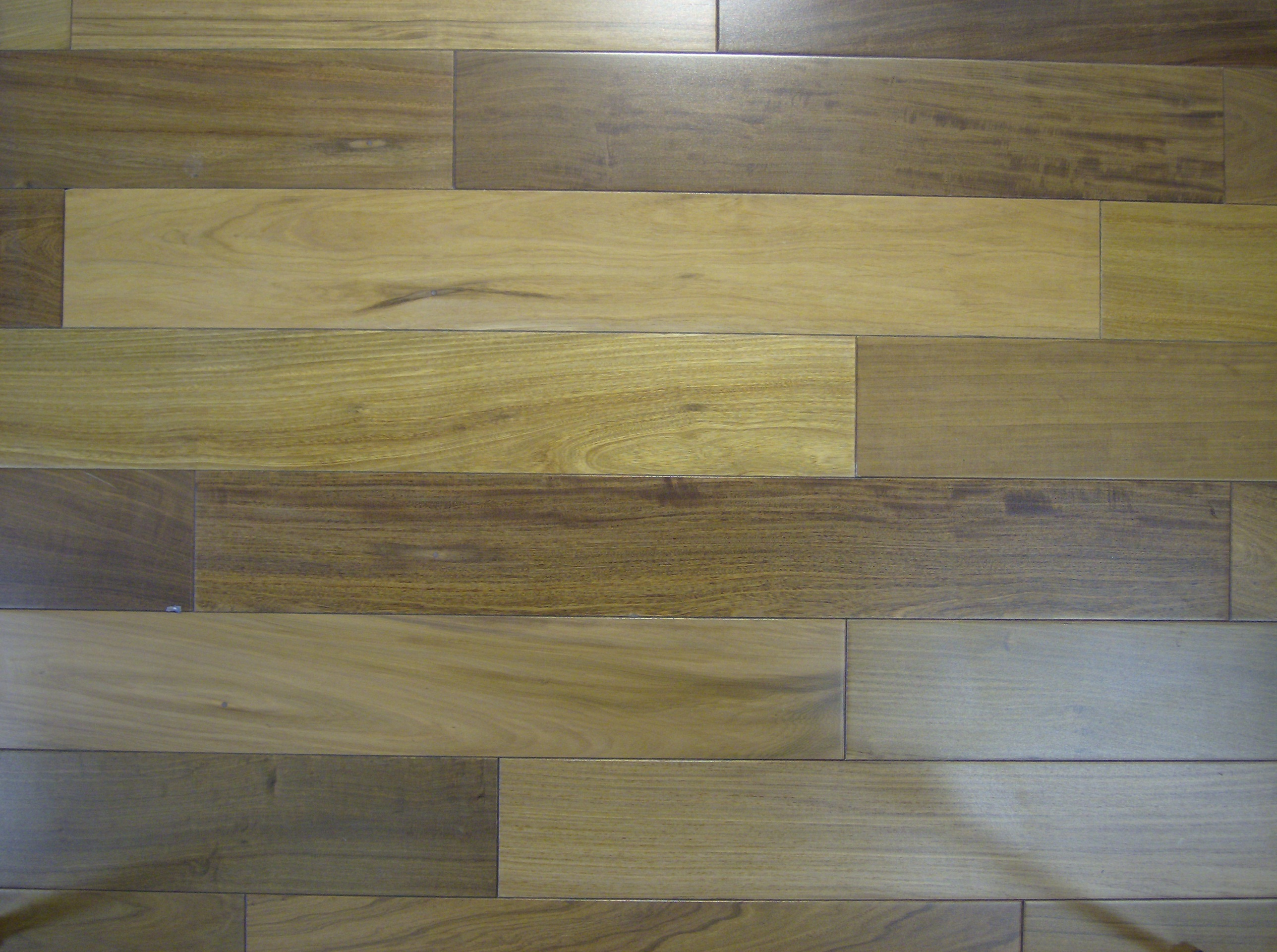 Engineered Prefinished Ipe/Brazilian Walnut Flooring