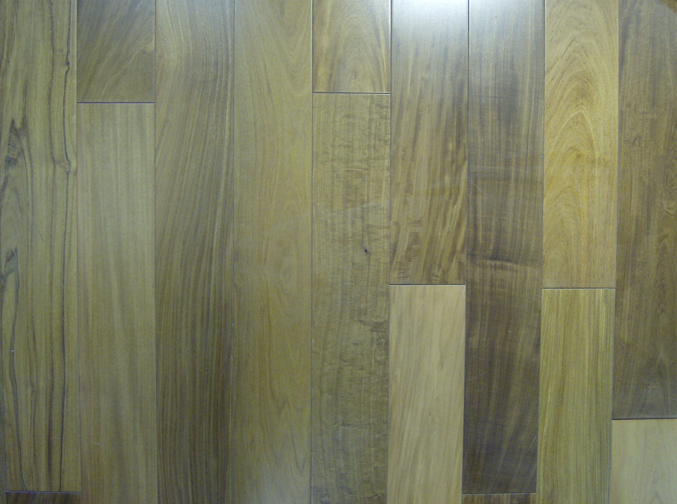 Unfinished Ipe / Brazilian Walnut Flooring