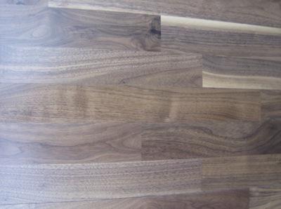 Engineered Prefinished American Walnut Flooring