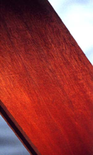 Engineered Prefinished Mahogany Flooring