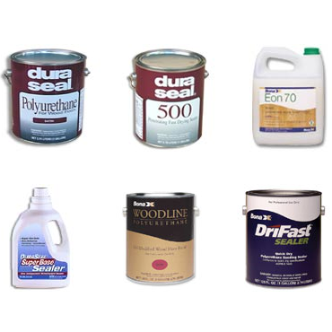 Finishes and Sealers