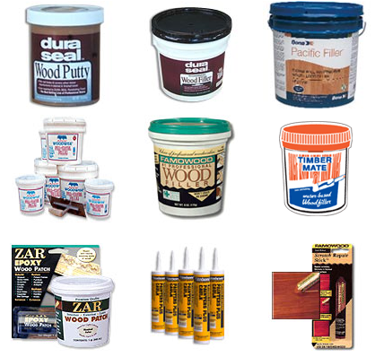 Wood Care Supplies