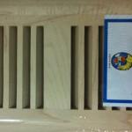 maple wood vents - insert version